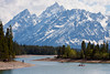 Grand Teton National Park : Ever since I first saw the Tetons as a kid in the 70's I've been completely hypnotized by their beauty and majesty.  I never get tired of seeing this Heaven on Earth and I can't wait to go back.